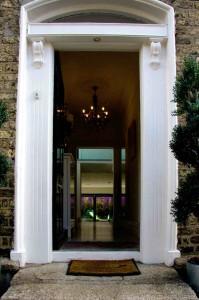 Entrance-Garden