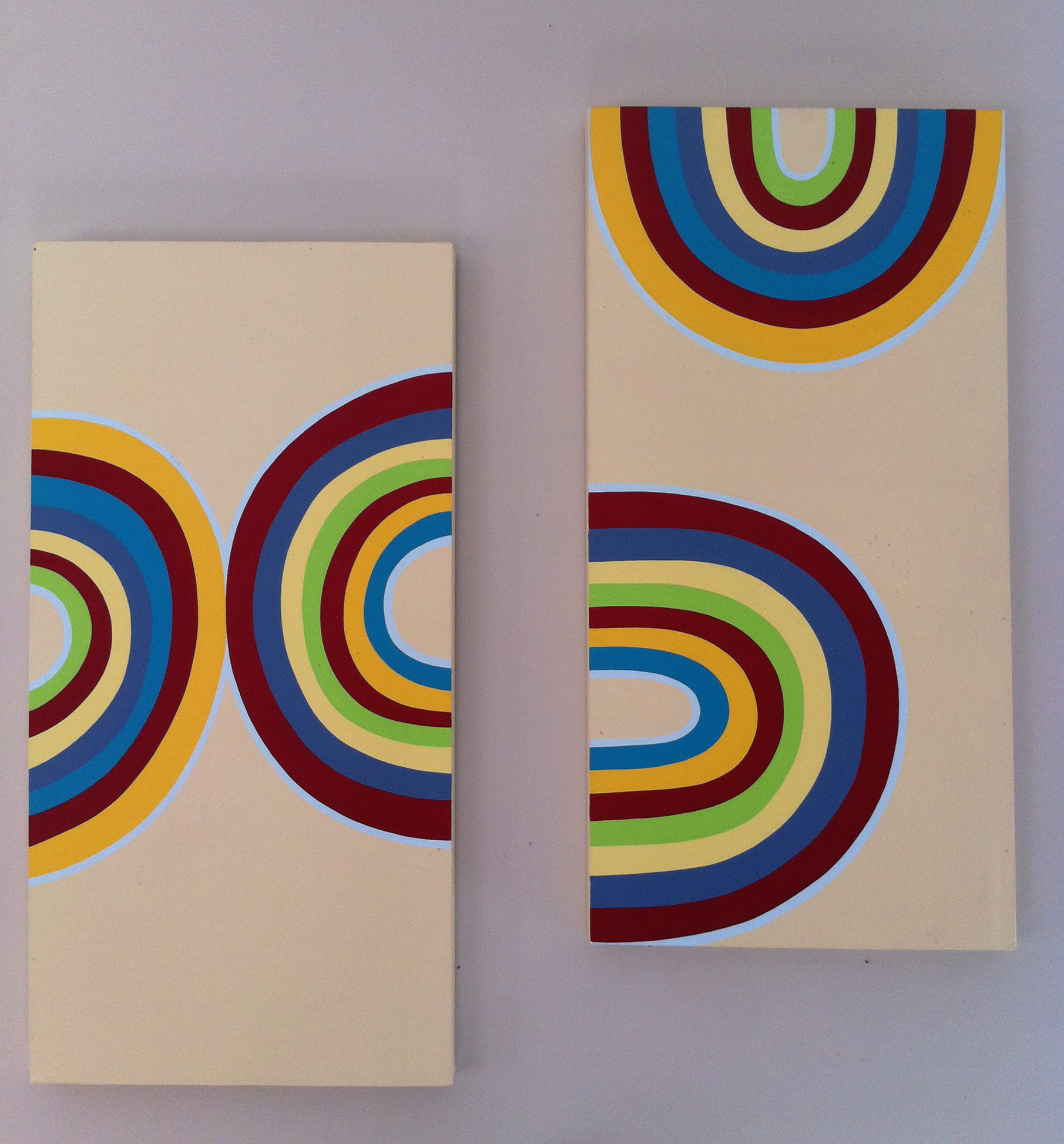 Click to see some of Cate's paintings completed 2007, 08, 09